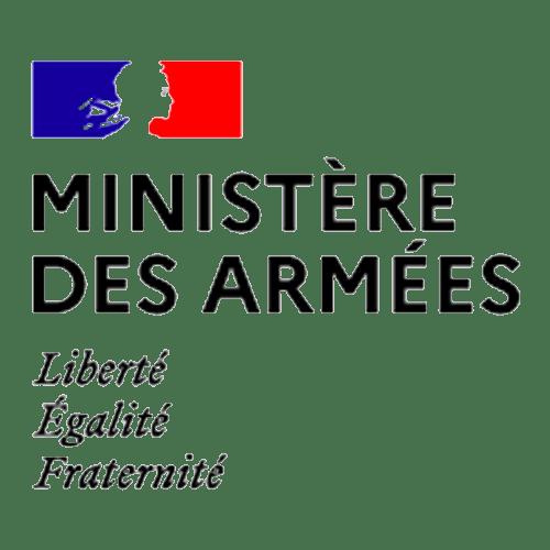 logo ministere des armées