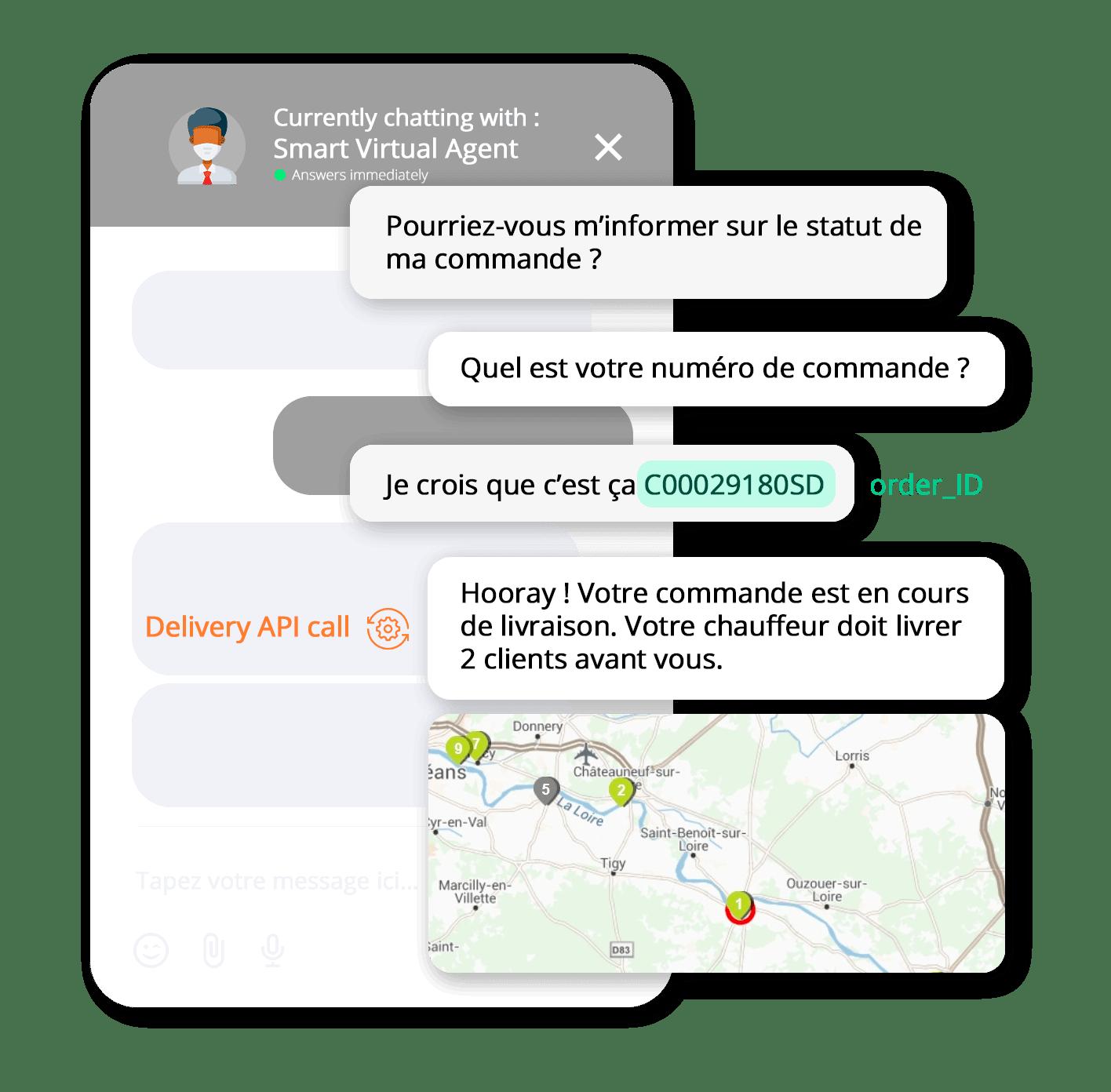 process automatisation chatbot