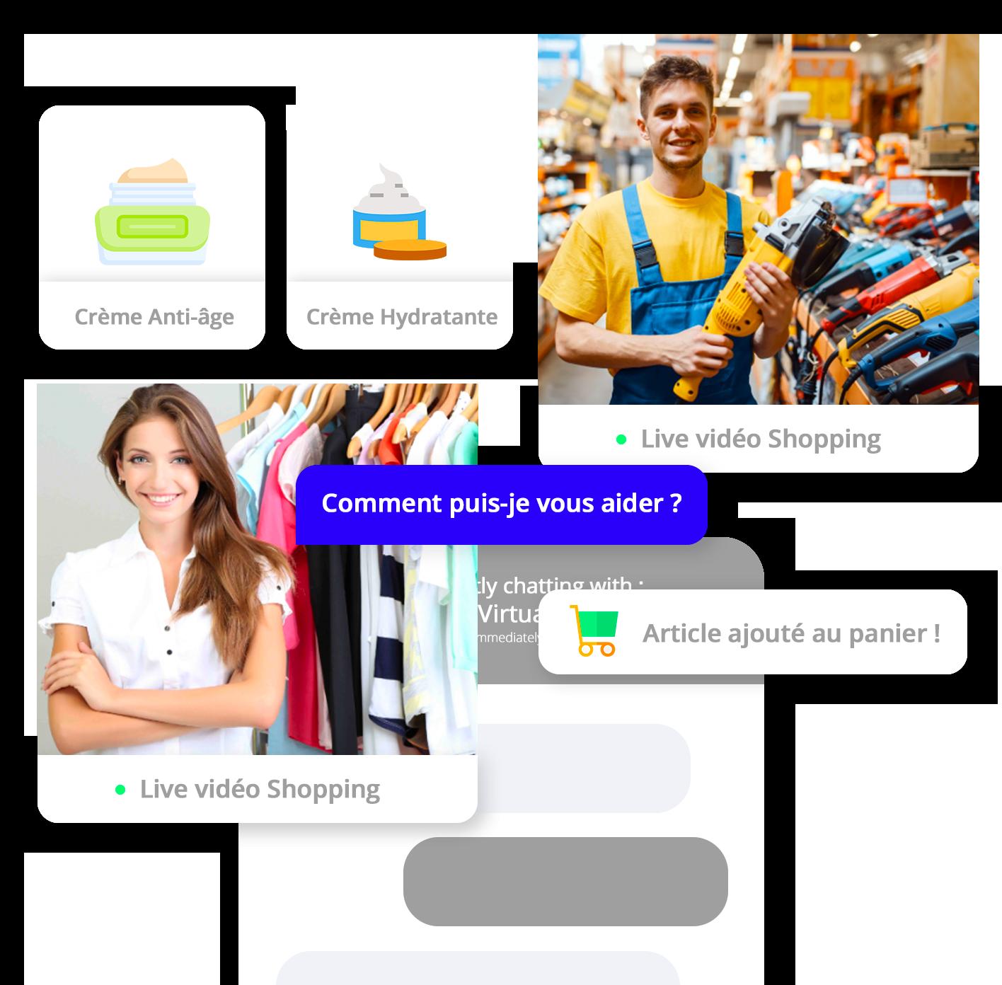 Lead gen chatbot pour augmenter votre chiffre d'affaires