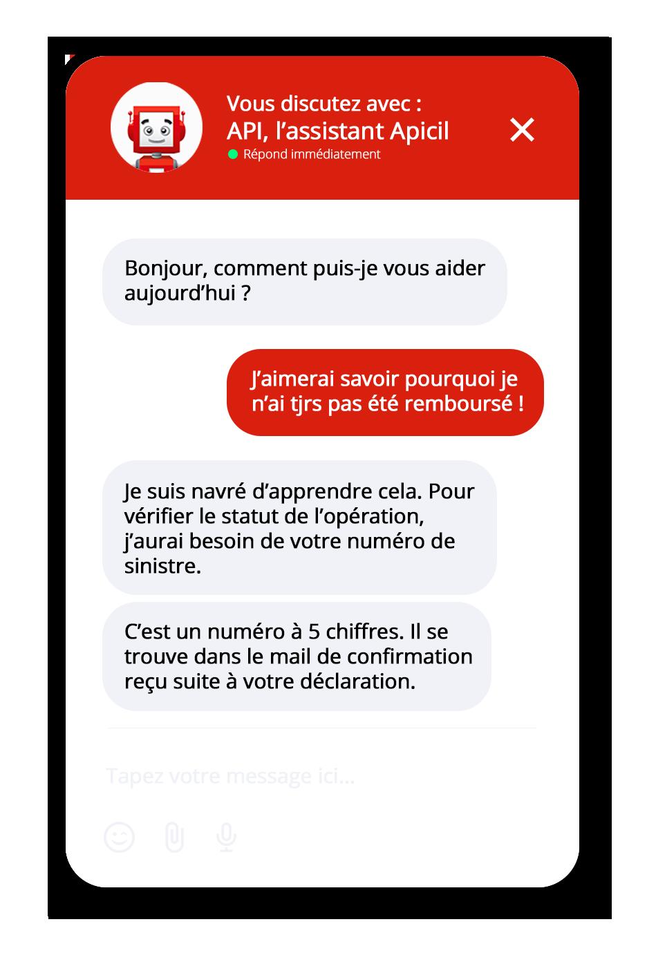cover chatbot apicil